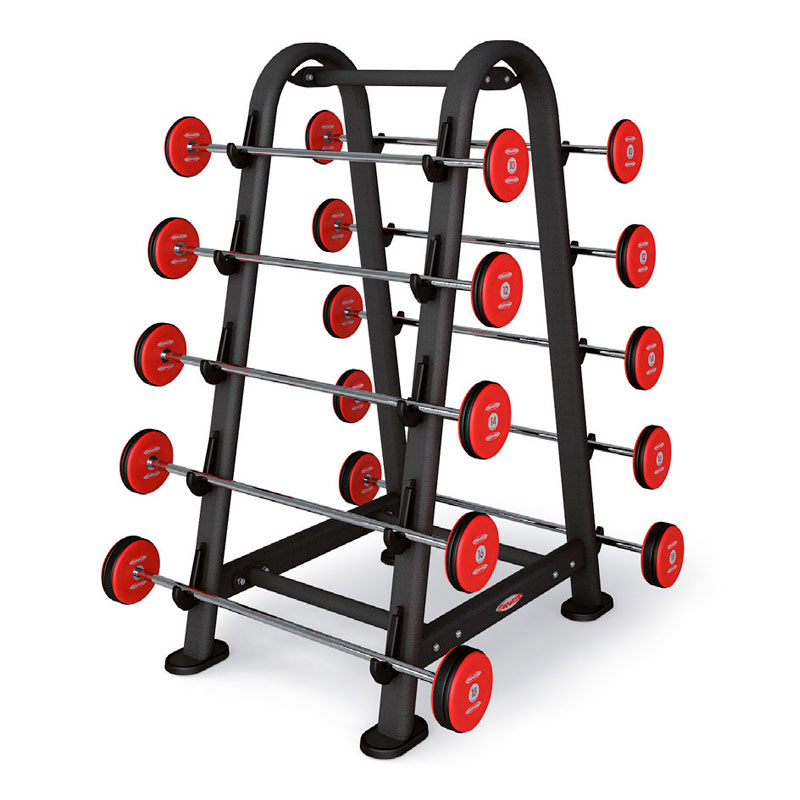 BARBELL RACK DOUBLE SIDED