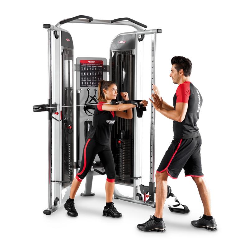 Exercícios Dual Adjustable Pulley