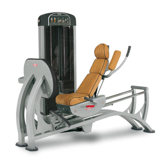 Horizontal Adjustable Leg Press - Panatta
