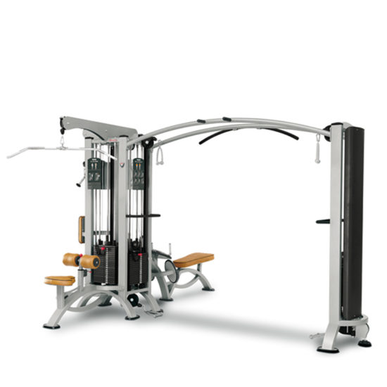 Jungle Machine + Cable Station with Bar - Panatta